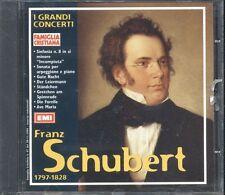 Franz Schubert/Abbado - Sinfonia N 5/N 8 Incompiuta Cd Perfetto
