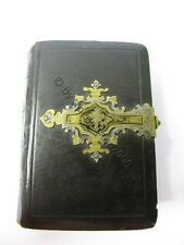 a19) Antikes Gebetsbuch BLÜTHEN Andachtsbuch eines kath. Priester Münster 1888