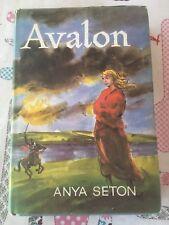 Avalon by Anya Seton (Hardback) Good condition: Year 1966