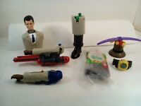 Inspector Gadget 1999McDonald's Toy COMPLETE Full Set FREE SHIPPING C