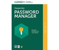 Software KASPERSKY - PWD MANGER 1UT   Pacchetto completo No