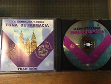 TUNA DE FARMACIA LA BIENNACIDA Y NOBLE CD Tradicion TIC Productora Barcelona
