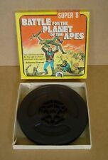 Battle For The Planet Of The Apes Ken Films Pl-5 B&W Super 8 Film & Box