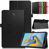 "New Leather Flip Stand Case Cover For Samsung Galaxy Tab A 10.5"" SM-T590 SM-T595"