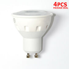 4 Pack - High Quality LED 6W GU10 MR16/PAR16 Warm White 400LM Flood Light Bulb