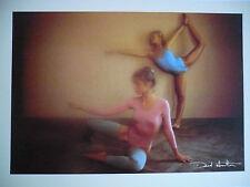 Carte Postale   DAVID  HAMILTON   Postcard   Danseuses