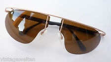 Momo Super Eyecatcher Sonnenbrille sportlich nur Oberrand  ausgefallen size L