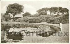 STRANRAER Castle Kennedy  Postcard WIGTOWNSHIRE Valentine & Sons Ltd.