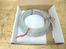 "Galvanized Steel Cable for Winches 7/32"" x 25' 200 LB WLL"