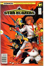 <•.•> STAR BLAZERS (VOL.1) • Issue 4 • Comico