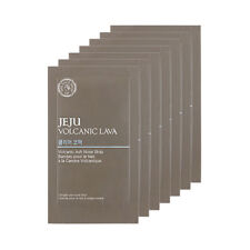 [The Face Shop] Jeju Volcanic Lava Volcanic Ash Nose Strips - 1pack (7pcs)