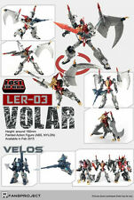 Fansproject Lost Exo Realm LER-03 Volar & Velos
