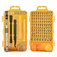 110 In 1 Professional Precision Phone Screwdriver Repair Tool Kit Magnetic Set