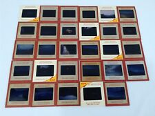 Lot of 29 Kodachrome Slides 1950s Unknown Places / Scenery