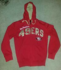 NFL San Fransisco 49ers Zip Up Hoodie Size S ~ G III Apparel Group