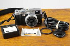 NR Mint Fuji Fujifilm X100T 16.3MP Digital Camera w/23mm f2 Lens. Rangefinder