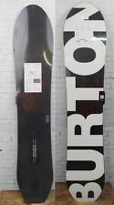 New 2017 Burton CK Nug Mens ICS Snowboard 154 cm