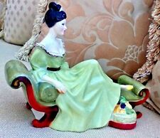 """""""At Ease"""" Outstanding Figurine Hn2473 By Royal Doulton Excellent Condition"""