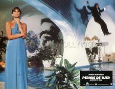 JAMES BOND 007 CAREY LOWELL LICENCE TO KILL 1989 VINTAGE LOBBY CARD #17