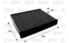 VALEO Filtro, aire habitáculo SEAT EXEO RENAULT SC?NIC KIA CARENS 715672