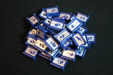 Milton Bradley Stratego Vintage 1986 Board Game Part Piece Token Blue Choose
