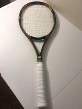 Wilson Pro Staff 6.1 si Stretch 95 4 5/8 Classic 95 Sq. In. Tennis Racket