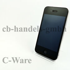APPLE iPHONE 4 A1332 16 GB 3,5 ZOLL 5 MP 3G iOS AKTIVIERUNGSSPERRE CLOUDSPERRE