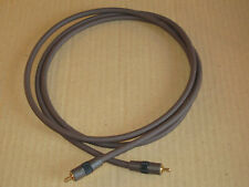Real Cable Digital Video Interconnect RCA , Cuivre OFC High Def 75 Ohms 2 m