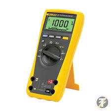 Fluke 177 True Rms Lcd multímetro digital (Frecuencia, Diodo, Voltaje, Corriente)