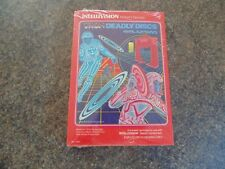 TRON DEADLY DISCS INTELLIVISION NEW OLD STOCK GAME SEALED IN BOX DISNEY 1982