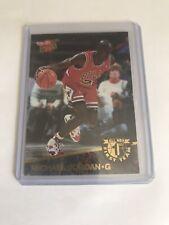 1992-93 Fleer Ultra Michael Jordan All NBA 1st Team CHICAGO BULLS
