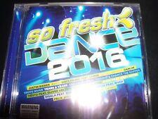 So Fresh Dance 2016 (Avicii Disclosure Tiesto Troye Sivian Dami Im MK) - NEW
