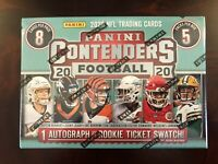 2020 Panini Contenders NFL Football Blaster Box!!  FACTORY SEALED!! 🔥🔥🔥
