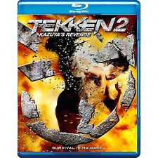 Tekken 2 Kazuya's Revenge BLU RAY WITH LENTICULAR OUTER SLEEVE VERY GOOD