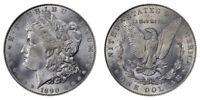 1890-P Morgan Silver Dollar Brilliant Uncirculated - BU