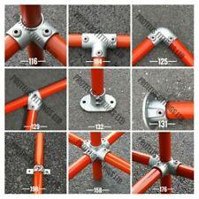 Galvanised Steel Industrial Rolling Ladders & Scaffolds