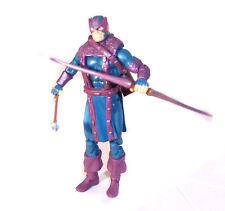 "Marvel Comics Universo Escala Clásico Hawkeye 3.75 ""figura, Avengers Sin Caja Rara"
