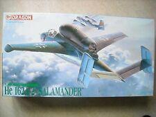 DRAGON-1/48-#5508- HE 162A-2 SALAMANDER