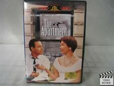 The Apartment * Dvd Jack Lemmon, Shirley MacLaine