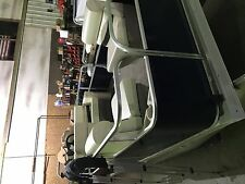 2017 14 ft Pontoon boat with trailer