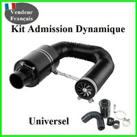 Kit D'admission Direct Dynamique Carbon Universel Boite Tuning Filtre à Air Bmw
