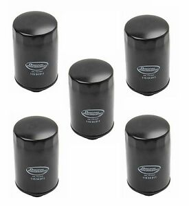 For Audi A3 A4 A4 A5 A6 VW GTI Passat Jetta Set of 5 Engine Oil Filters OPparts