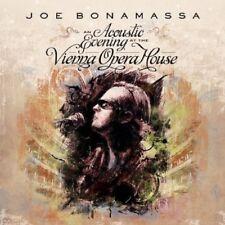 JOE BONAMASSA - AN ACOUSTIC EVENING AT THE VIENNA OPERA 2 VINYL LP NEU