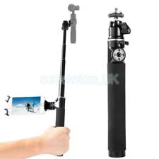 Handheld Extendable Monopod Selfie Stick Black for Gopro Hero 2 3 4 5 Camera