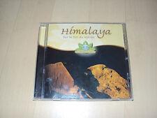 CD  HIMALAYA sur le toit du monde (musique de bien-être)