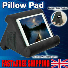 Tablet Stand iPad Pillow Book Reader Holder Reading Rest Cushion Lap Phone UK