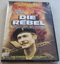 DIE REBEL Afrikaans War Film Region 2 PAL DOES NOT PLAY IN THE USA + CANADA PAL