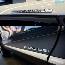 Detailkorea Grid Car Lettering Slogans Emblem 30054 S for Renault Talisman