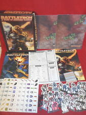 2F BATTLETECH A Game Of Armored Combat 4th Edition FASA No 1604 Loaded!