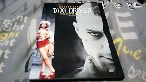Taxi Driver (Region 1 DVD, 1999) snap, keep case collector's edition. Rob deniro
